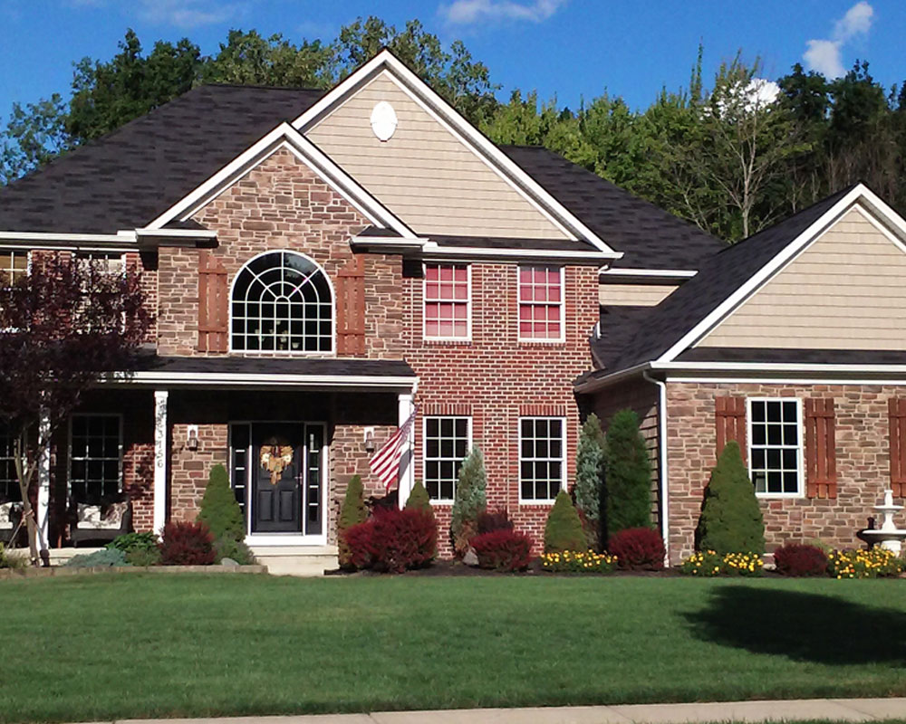 Garland griffin model homes